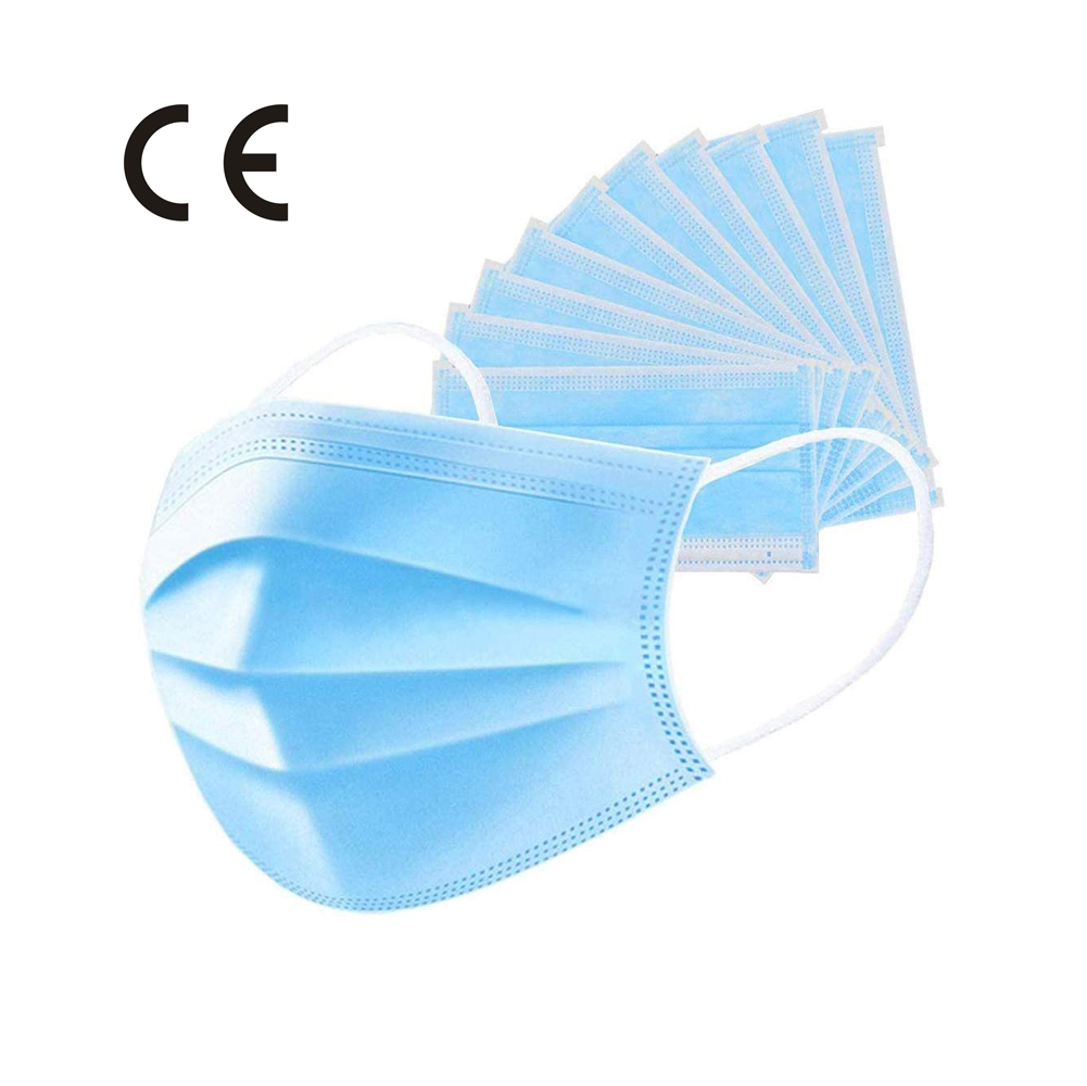 Arparnar Medical Mask with CE logo front page